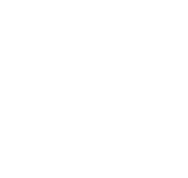 The Lodge logo in white